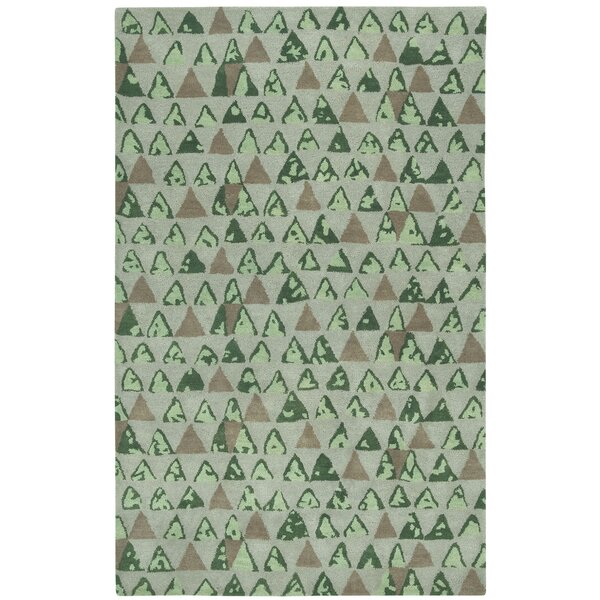 Lisbon Beach Pyramid Area Rug by Bungalow Rose