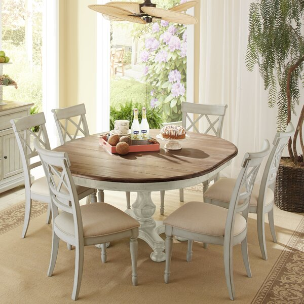 Yother 7 Piece Dining Set by Highland Dunes