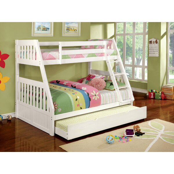 Caitlyn Twin over Full Bunk Bed by Hokku Designs