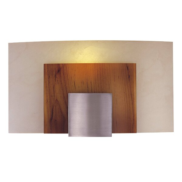 1-Light Wall Sconce with Art Glass by George Kovacs by Minka