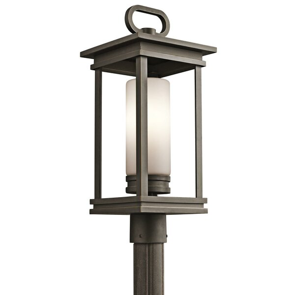 South Hope Outdoor 1-Light Lantern Head by Kichler