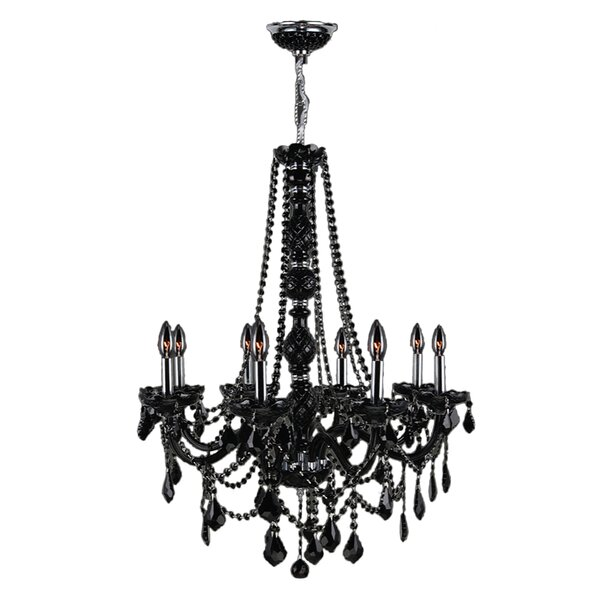 Doggett Traditional 8-Light Candle Style Chandelier by Astoria Grand