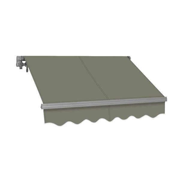 S Slim Series Retractable Patio Awning by Advaning