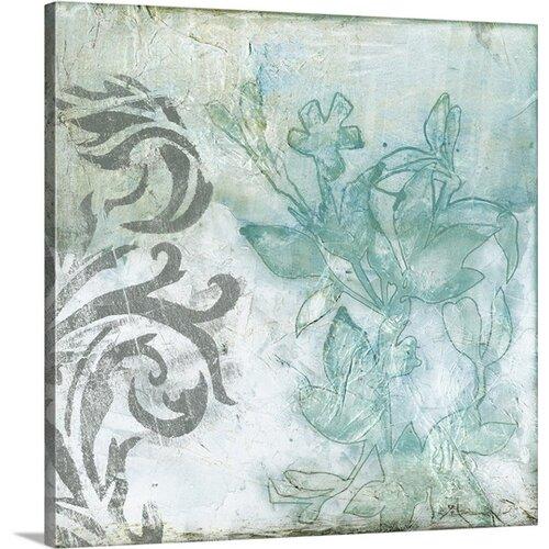 12 x 24 ArtWall Herb Dickinsons Blue Dream Art Appeelz Removable Graphic Wall Art