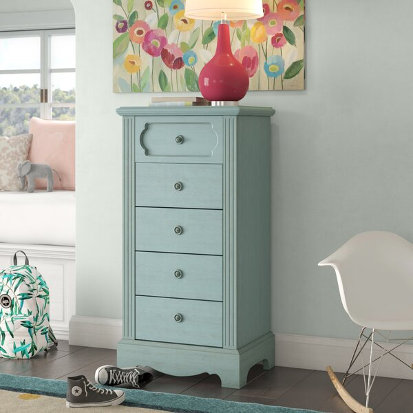 Amersham 5 Drawer Chest by Grovelane Teen