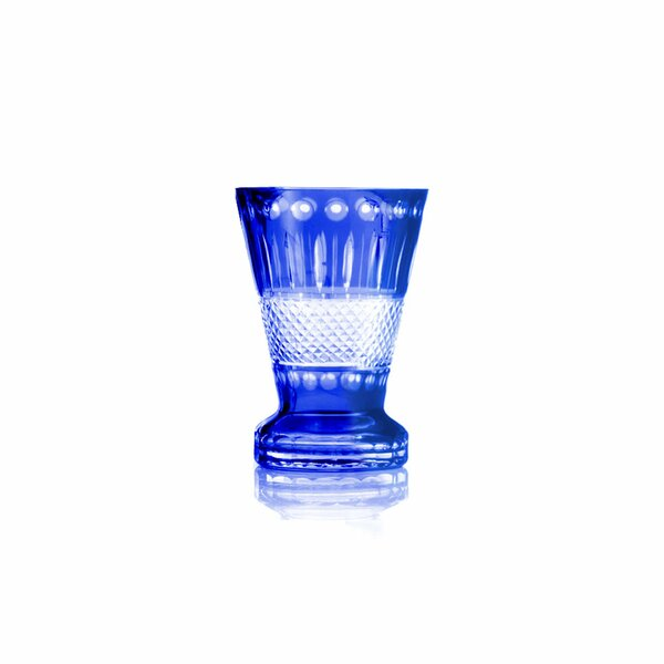 Rademacher Tumbler 8 oz. Every Day Glasses (Set of 4) by Bloomsbury Market