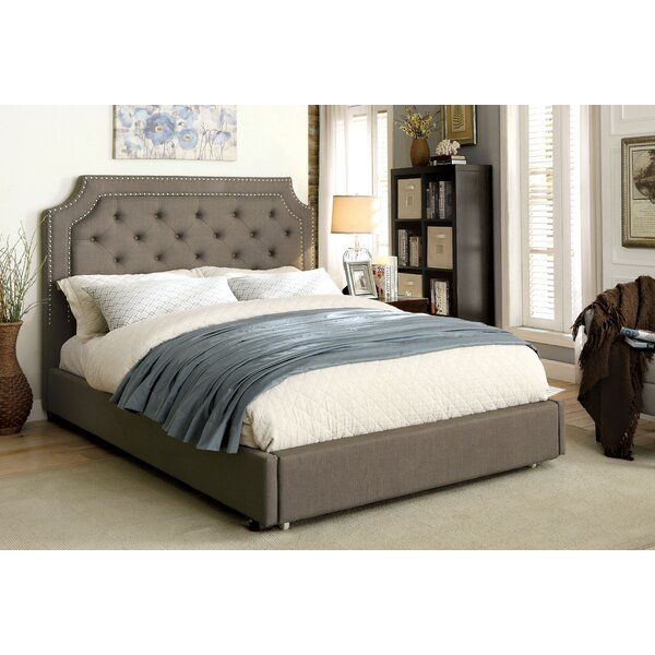 Bentonville Upholstered Storage Platform Bed by Darby Home Co