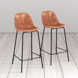 Adelina Bar + Counter Stool (Set of 2)