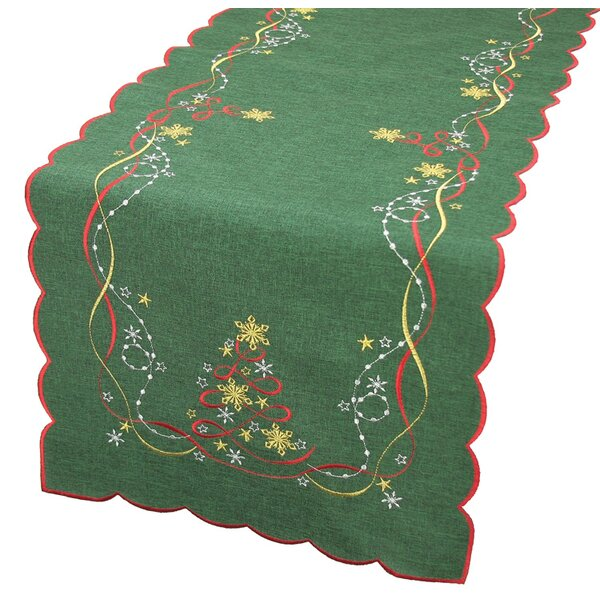 Magical Christmas Table Runner by The Holiday Aisle