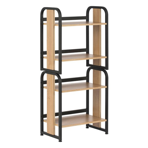 Stackable Standard Bookcase by Symple Stuff