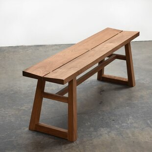 Chelsea Walnut Bench