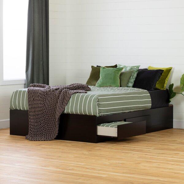 Northampt Queen Storage Platform Bed by Three Posts Teen