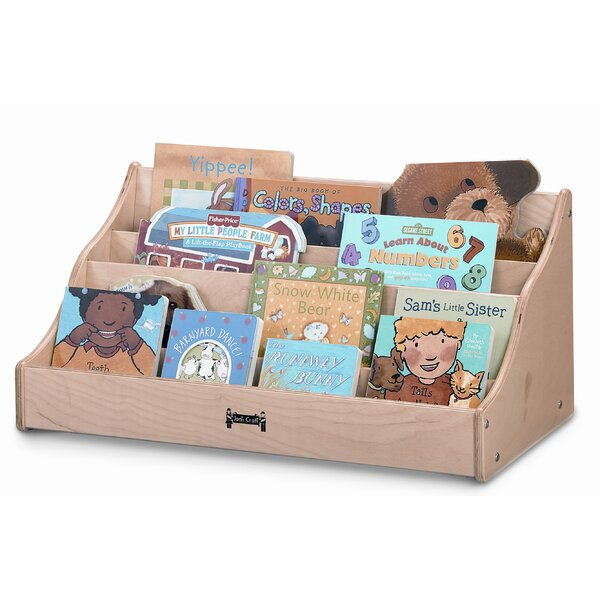Tiny Tots 4 Compartment Book Display by Jonti-Craft