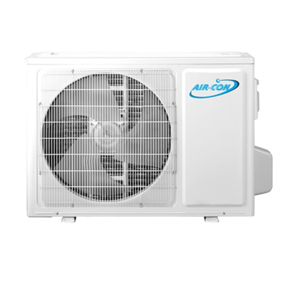 Blue Series 2 9,000 BTU Energy Star Ductless Mini Split Air Conditioner with Remote by Aircon International