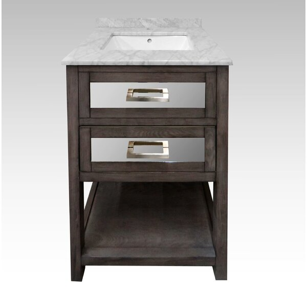 Degraff 24 Single Bathroom Vanity Set by Latitude Run