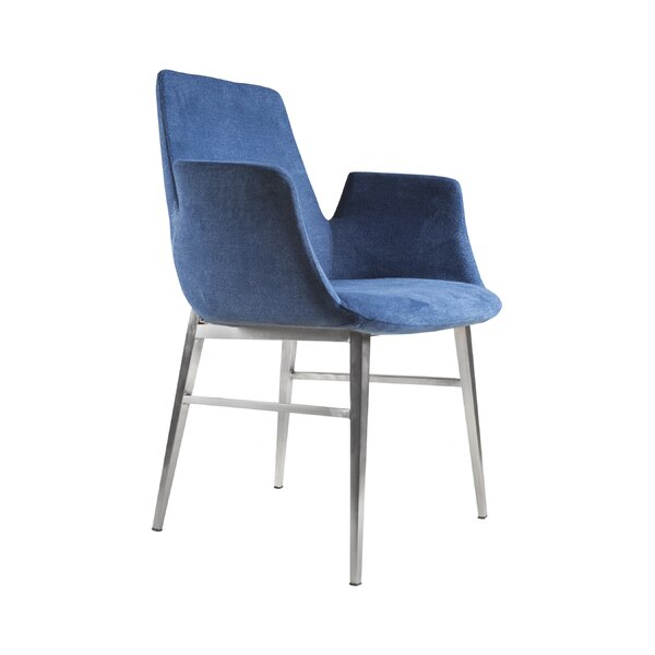 Pranav Upholstered Dining Chair by Orren Ellis