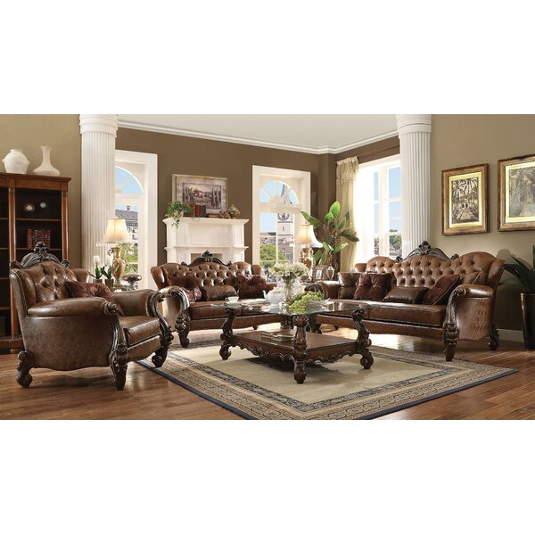 Deals Bermuda 3 Piece Living Room Set