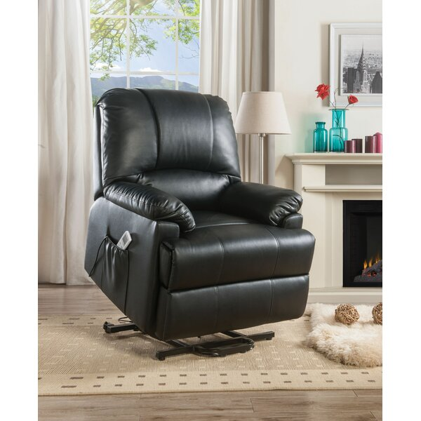 Fruge Reclining Massage Chair By Latitude Run