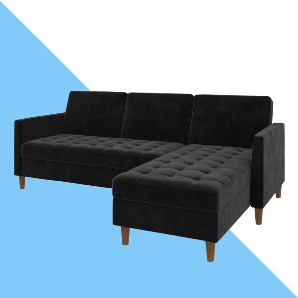 Bozeman Reversible Sleeper Sectional By Hashtag Home