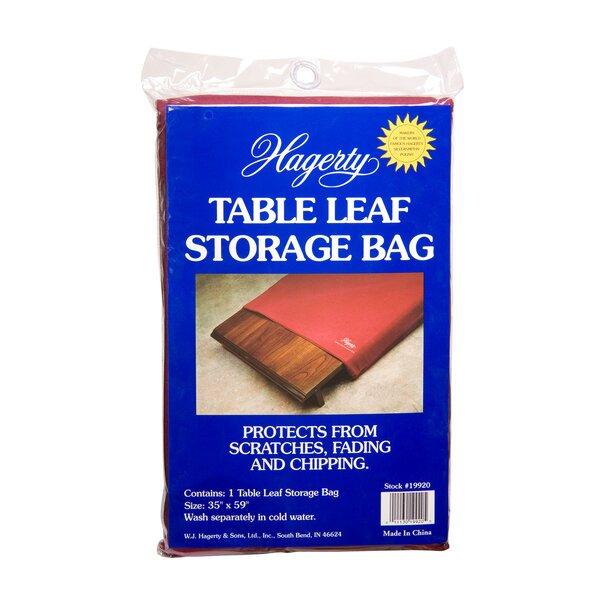 Table Leaf Storage Bag By W J Hagerty.