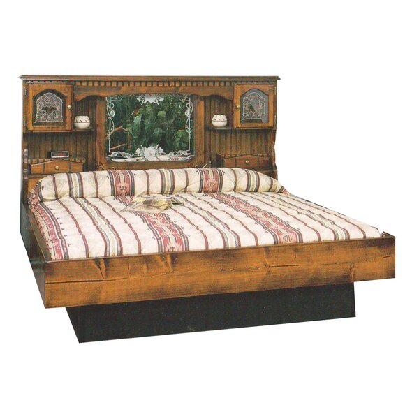 Riverside Complete Premium Solid Pine 56 Hard-side Waterbed Mattress by Strobel Mattress