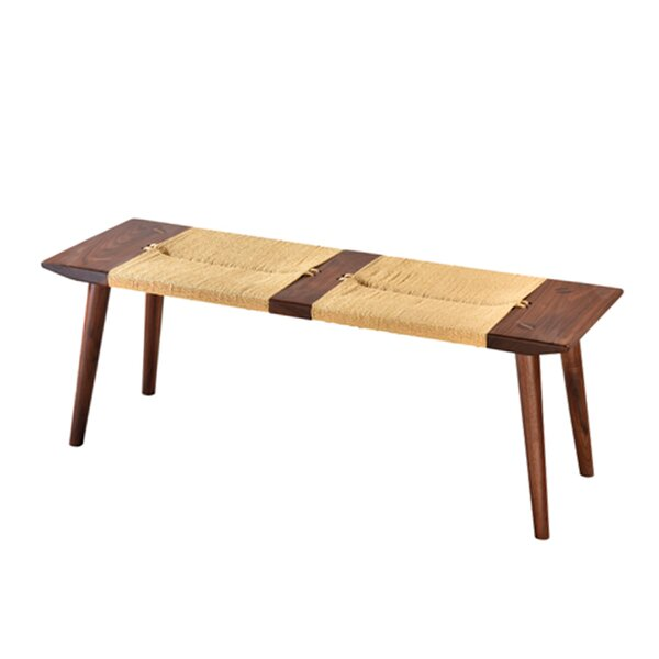 Stanley Bench by Union Rustic Union Rustic