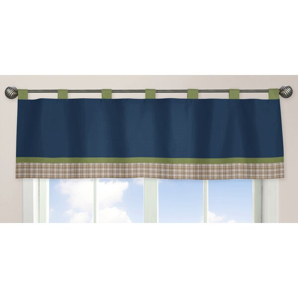 Construction Zone 84 Curtain Valance by Sweet Jojo Designs