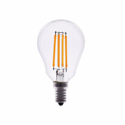 40W Equivalent E12 LED Standard Edison Light Bulb by TriGlow