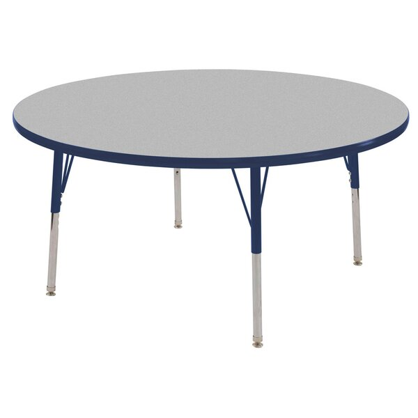 5 Piece Circular Activity Table & 18 Chair Set by ECR4kids