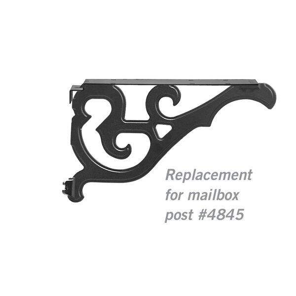 Victorian Side Bracket by Salsbury Industries