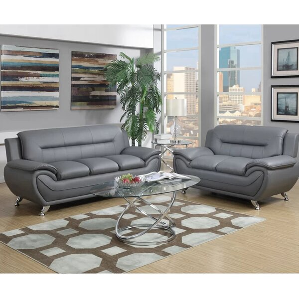 Stapp Modern Living Room Set by Orren Ellis