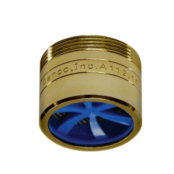 15/16-27M 1.5 GPM Water Saving Aerator by Danco