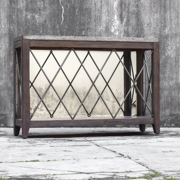 Avenal Console Table by Loon Peak