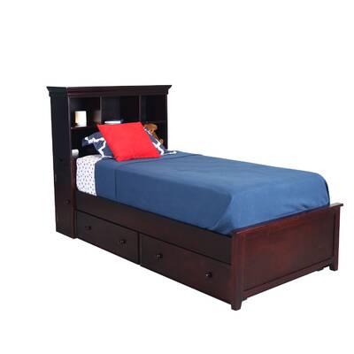 Harriet Bee Cowan Twin Platform Bed With Trundle Wayfair