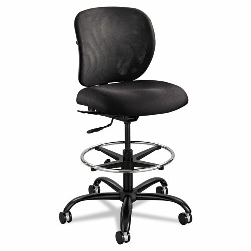 Vue Mesh Drafting Chair by Safco Products Company