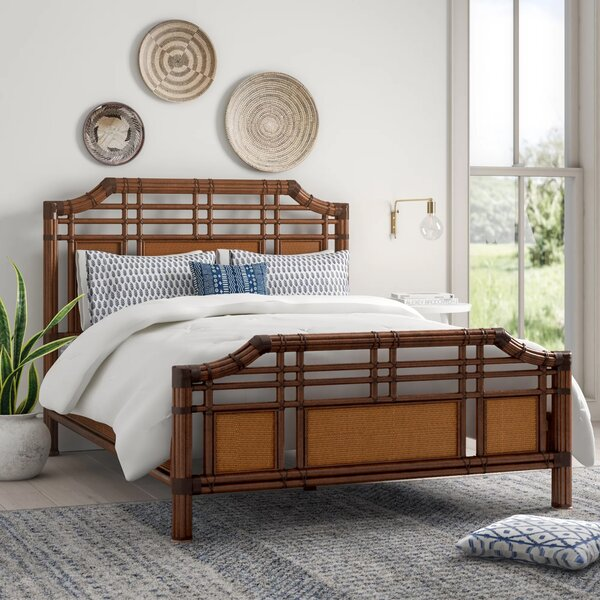 Lamont Complete Standard Bed by Bay Isle Home