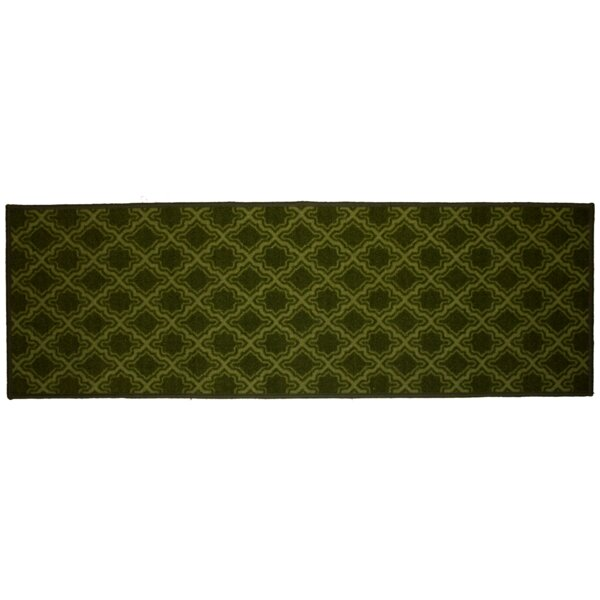 Savoy Green Area Rug by Kashi Home