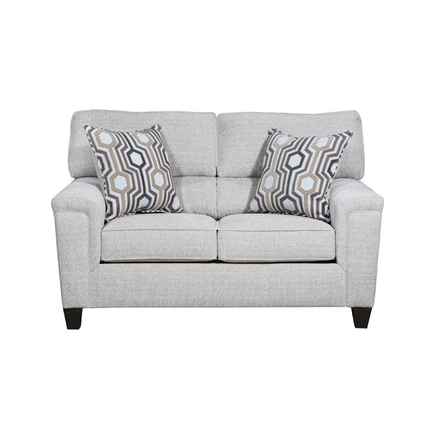 Key Loveseat By Red Barrel Studio Great Reviews