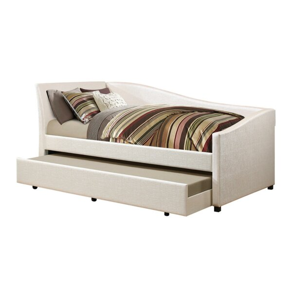 Ravello Twin Solid Wood Daybed With Trundle By Red Barrel Studio