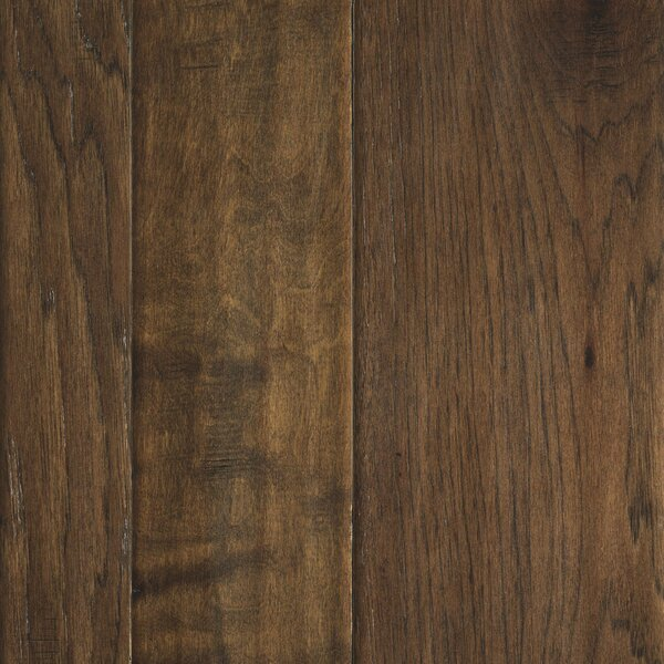 Welsley Heights 5 Engineered Hickory Hardwood Flooring in Sepia by Mohawk Flooring