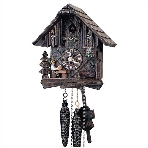 Cuckoo Wall Clock by Schneider