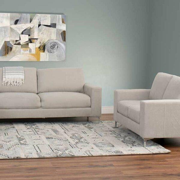 Hermia 2 Piece Living Room Set by Orren Ellis
