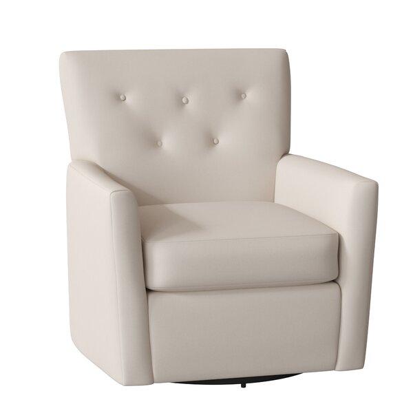 Gigi Swivel Club Chair By Bernhardt