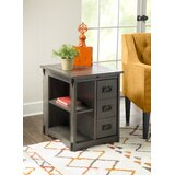 Jordy End Table with Storage by Longshore Tides