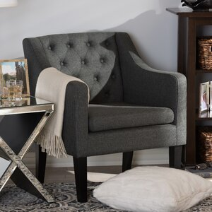 Boundary Bay Armchair by Charlton Home