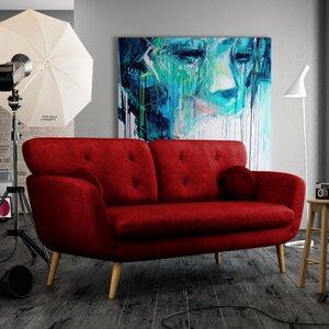 Billiot Loveseat by Brayden Studio