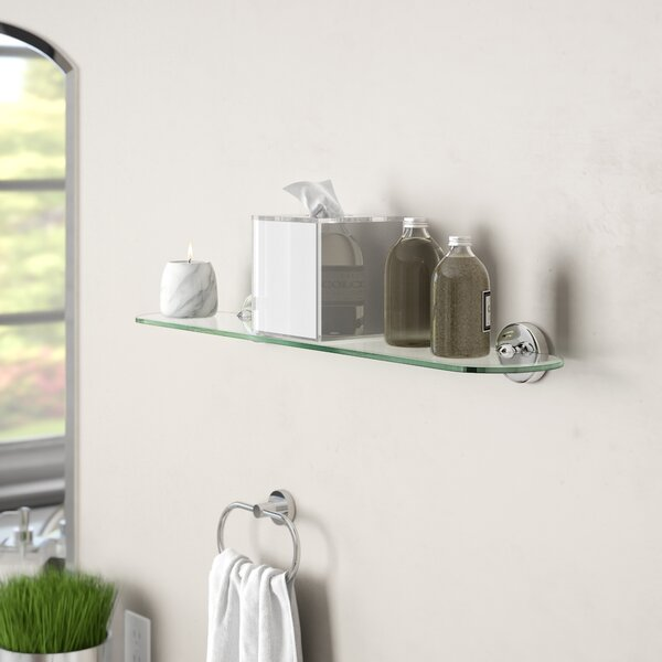 Arthurs Flexi-Fix Wall Shelf by Ivy Bronx