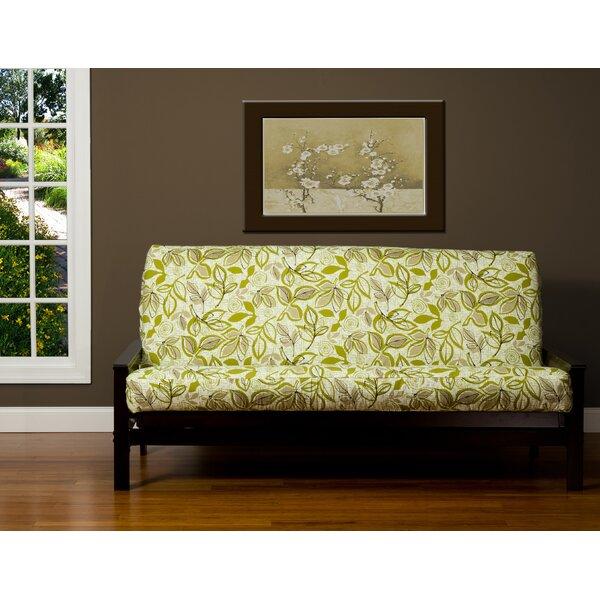 Candace Box Cushion Futon Slipcover By Bayou Breeze
