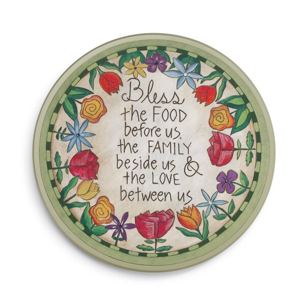 Table Prayer Lazy Susan by DEMDACO
