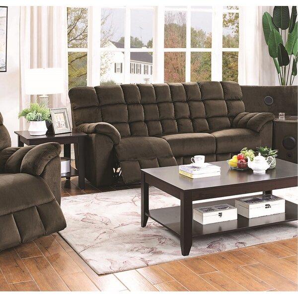 Liddel Reclining Sofa by Latitude Run
